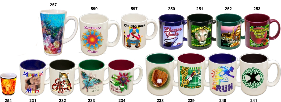 Mugs For Sublimation | Best Mugs Design