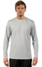 Sublimation Shirts - Vapor Adult Micro-Performance Solar - White
